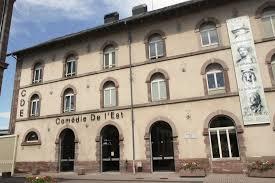 Visites Apogée Culture 7 et 8: La Comédie de l'Est à Colmar et la Kaserne à Bâle 1/2
