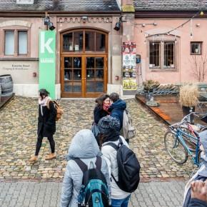 Visites Apogée Culture 7 et 8: La Comédie de l'Est à Colmar et la Kaserne à Bâle 2/2