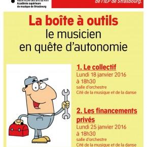 Le Musicien en quête d'autonomie - Académie supérieure de musique de Strasbourg