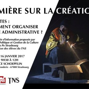 Lumière sur la création - Partenariat PGC / TNS - Lundi 16 janvier 2017