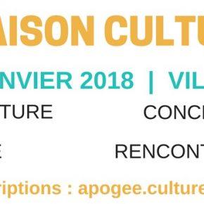 Lancement de la saison culturelle 2017-2018 PGC