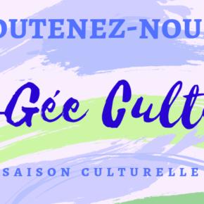 Soutenez les projets culturels des étudiants !