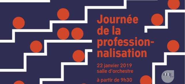 22 janvier 2019 : Journée de professionnalisation